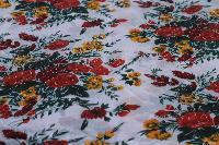 Flower Bookey Printed Cloth Fiber Sheets