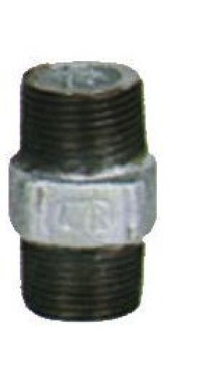 Malleable Galvanized Pipe Nipple