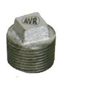 Malleable Galvanized Pipe Plug