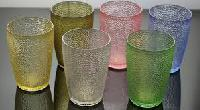 plastic water glass