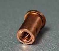 Steel & Copper Plated Internal Threaded CD Stud
