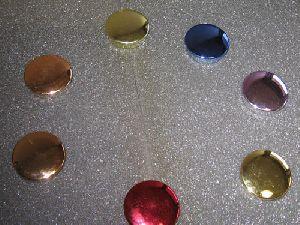 Rubber Vacuum Metalizing Services