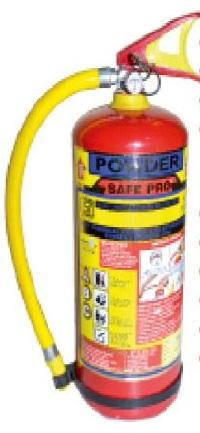 DCP Type Fire Extinguisher 02