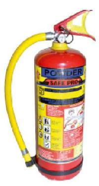 DCP Type Fire Extinguisher 03