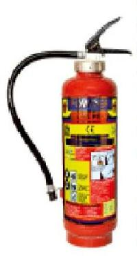 DCP Type Fire Extinguisher 04