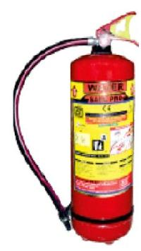 Water CO2 Type Fire Extinguisher
