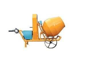 1/2 Bag Portable Concrete Mixer