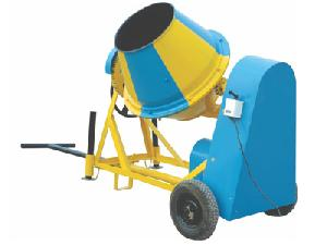 1/2 Bag Tilting Concrete Mixer