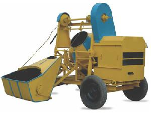 10/7 Mechanical Concrete Mixer
