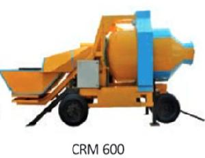 CRM 600 Reversible Concrete Mixer