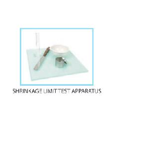 Shrinkage Limit Test Apparatus