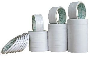 White Double Sided Adhesive Tapes