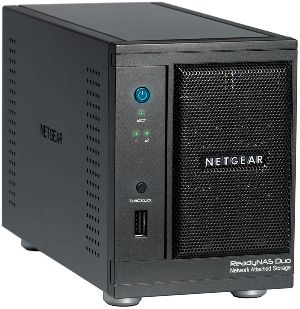 Netgear Networking Storage Server
