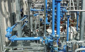 SS Piping Work for Pharma Plant 01