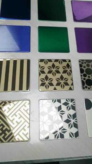 Wholesale Stainless Steel Coloured Sheets Supplier in Mumbai India