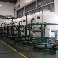 Mineral Water Treatment Plant For Food & Beverage Industry