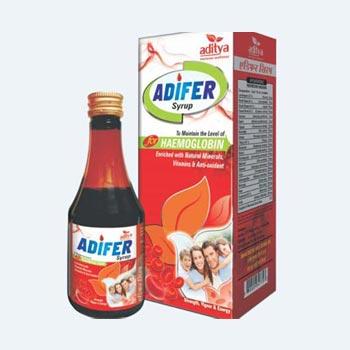 Adifer Syrup