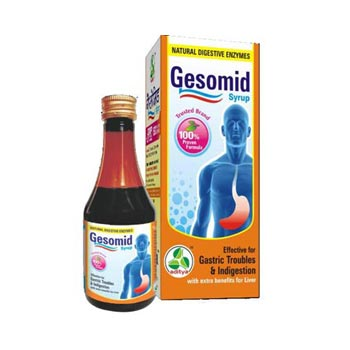 Gesomid Syrup