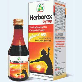 Herborex Syrup