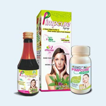 Pimpcure Syrup & Capsules