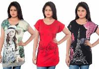Graphic Printed T-shirt For Women