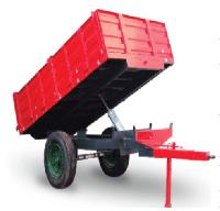 2 Wheel Hydraulic Tipping Trailer