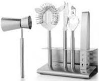 Stainless Steel Bar Tool Set