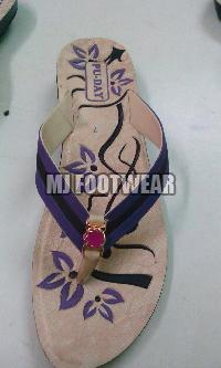 Ladies PU Slippers 06