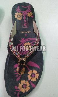 Ladies PU Slippers 08