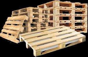Two & Four Way Wood Pallets