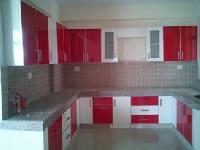 High Gloss Modular Kitchen 01