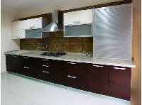 High Gloss Modular Kitchen 04