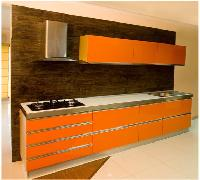 High Gloss Modular Kitchen 05