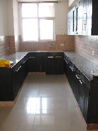 High Gloss Modular Kitchen 06
