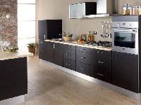 PVC Modular Kitchen 01