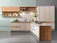 PVC Modular Kitchen 02