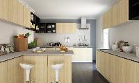 PVC Modular Kitchen 03