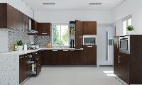 PVC Modular Kitchen 04