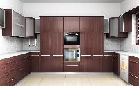 PVC Modular Kitchen 05