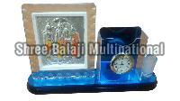 Decorative Table Clock 02