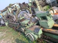 Used All Geared Lathe Machine - 5000mm admit (Bombay Kirloskar Make)
