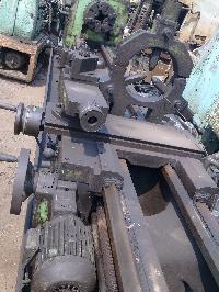 Used All Geared Lathe Machine (Kirloskar 2215 4000mm Admit)