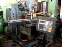 Used CNC Milling Machine (HMT FN2V)