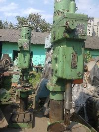 Used Pillar Drilling Machine (50 mm)