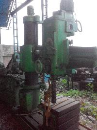 Used Radial Drilling Machine (HMT RM62)