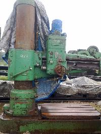 Used Radial Drilling Machine (Schepel)