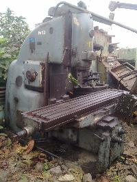 Used Vertical Milling Machine (TOS No. 4)