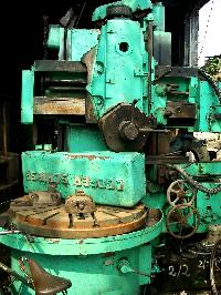 Used Vertical Turret Lathe Machine (1200 mm)