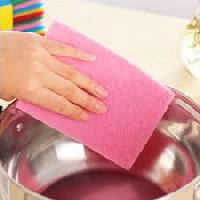 kitchen cleaning pads