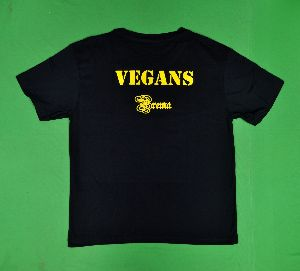 Ments Round Neck T-Shirts Back Side 04